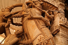 Trichy Ranganathaswamy Temple 135 (David OMalley) Tags: india indian tamil nadu subcontinent trichy sri ranganathaswamy temple srirangam thiruvarangam gopuram chola empire dynasty rajendra hindu hinduism unesco world heritage site ranganatha vishnu canon g7x mark ii canong7xmarkii
