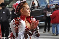 063 Thanksgiving Parade - San Simon USA (rivarix) Tags: silverspringthanksgivingparade thanksgivingdayparade silverspringmaryland usfederalholiday festival partycelebration carnival caporales boliviandance maledancer cascabeles sansimonusa