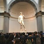 David by Michelangelo, Galleria dell'Accademia, Florença. thumbnail