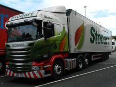 PX15JGU H8413 Eddie Stobart Scania 'Phillipa Claudett' (graham19492000) Tags: eddie scania stobart eddiestobart px15jgu h8413 phillipaclaudett