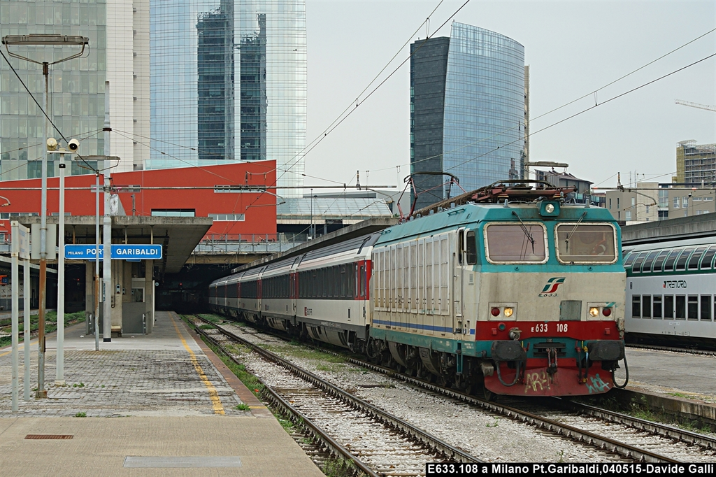 The world 39 s most recently posted photos of sbb and trenord - Trenord porta garibaldi ...