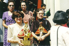 Filipinas and Santo Nino (Philadelphia, PA)