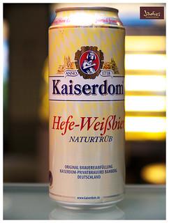 Kaiserdom Hefe-Weißbier 德國凱撒小麥啤酒 500ml 4.7%_20150611_NT$49_Germany_6111054__Neoimage