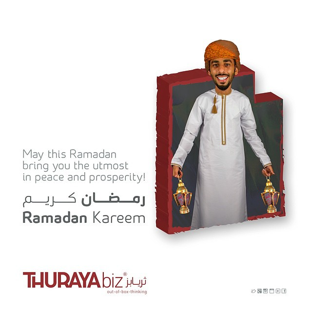 May this Ramadan bring you the utmost in peace and prosperity!  RAMADAN KAREEM  THURAYAbiz®ثريابز  #thurayabiz #thuraya_biz #thurayadesign #thuraya_design #thurayabiz_oman #THURAYAbizثريابز #THURAYAbizثـريـابـز #thuraya_integrated_solutions #th