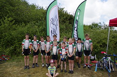 1st Chard Wheelers Youth Stage Race, Jun-2015