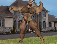 Shannon, Home Series, Pt.1 [Furry Edition] (Bodybeef) Tags: gay musclebear hairy pecs nude penis muscle muscular beefy bears handsome erotica ironman zeus wrestler hulk bodybuilder workout biceps lockerroom gym morph hercules adonis beefcake strongman hotguy powerlifter hairychest greekgod musclemen weightlifter emagazine musclegod fitnessmodel nudemuscle gymbear bodybeefstudios bodybeef