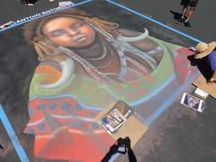 DSCN0786 (marathonwil) Tags: streetart art festivals sanrafael chalkart madonnari italianstreetpainting carnevaledivenezia amberlong italianstreetpaintingmarin everylifefoundationforrarediseases