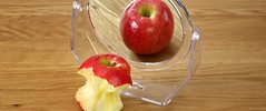 Eating disorder (selfhelpworks001) Tags: food distortion colour reflection apple loss horizontal fruit photography mirror perception slim distorted eating surrealism fat surreal negative health ugly depression reality anorexia unreal diet thin disorder care frustration lying weight contrasts consciousness applecore bitten unhealthy overweight emaciated distort nutrition dieting conscious eatingdisorder bulimia feelingsandemotions unhealthyeating expressingnegativity conceptsandideas