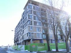 DSCF0036 (1) (bttemegouo) Tags: 1 julien rachel construction montral montreal rosemont condo phase 54 quartier 790 chateaubriand 5661