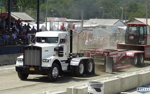 Semi Truck Pulls - a photo on Flickriver
