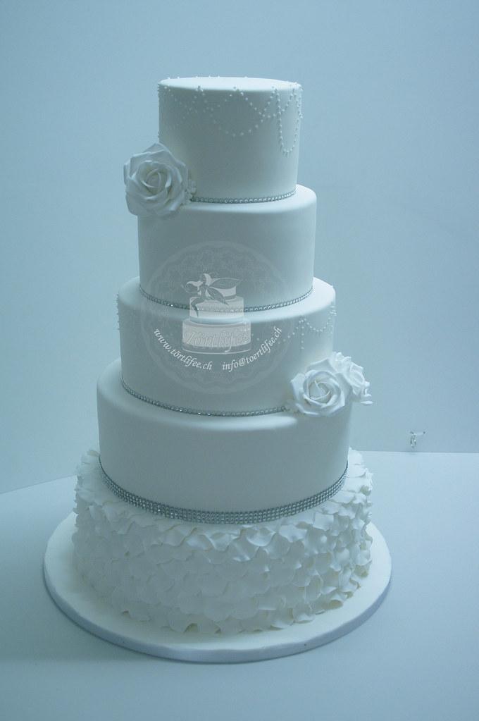 The World S Best Photos Of Hochzeitstorten And Weddingcake Flickr