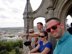 Uitzicht vanaf Cabot Tower