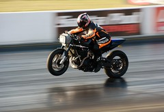 Wheelie (Fast an' Bulbous) Tags: summer england test bike race speed drag nikon power gimp fast august testing strip motorcycle biker rider acceleration d7100