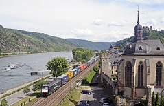 Oberwesel ERS Rly F64 F4 998
