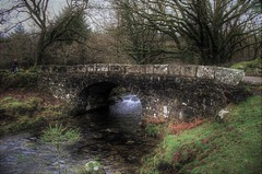 Norsworthy Bridge (diminji (Chris)) Tags: norsworthy norsworthybridge rivermeavy burrator devon burratorreservoir southwest westcountry hdr hdrtoning bridge bridges dartmooor dartmoornationalpark
