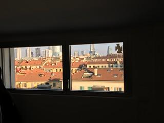 Milano dal 7° piano