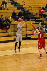 Women's Basketball 2016 - 2017 (Knox College) Tags: knoxcollege prairiefire women college basketball monmouth athletics sports indoor team basketballwomen201735523