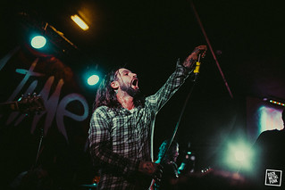 12.12.16 - Every Time I Die @ The Globe, Cardiff. Shot by Bethan Miller