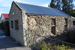 Clyde (ambodavenz) Tags: clyde town township rural otago central new zealand heritage building schist
