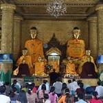 Shwedagon Pagode - Yangon