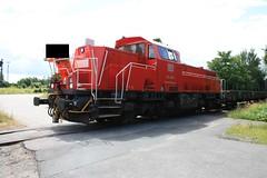 IMG_6809 zensur (MegaBlitzmaster) Tags: badoldesloe gravita br261 blumendorf güterzug rangierlok lok lokomotive diesellok industriebahn führerstand