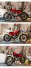 Montessa cota247 (kasa51) Tags: plasticmodel motorbike motorcycle montessacota247 protar trialbike プラモデル モンテッサコタ247 トライアルバイク toy