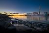 Stena Line.... (Pasi Mammela) Tags: göteborg sverige sweden gothenburg boat water waterfront sundown sunset solnedgång vatten
