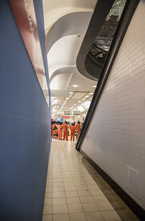 Protesters Tell the Stories of Guantánamo Detainees in the Union Station Food Court