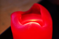 Over The Edge (macplatti) Tags: red hot rot heiss kerze candle candlelight kerzenlicht koblach vorarlberg austria aut