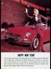 Untitled photo (stvclif1) Tags: advertise advertisement advertisements car mgbmgvintagecarads mgb mgrestoration vintageads vintage