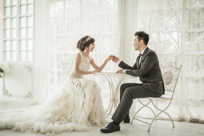 Dear婚紗攝影基地,新人婚紗,浪漫主義,手工蕾絲,婚紗攝影