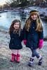 bradgate park - the girls posing (grahamdale74) Tags: xmas 2016 alyssia caitlin chel roy joan wetlands