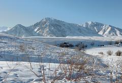 Winter in Kyrgyzstan