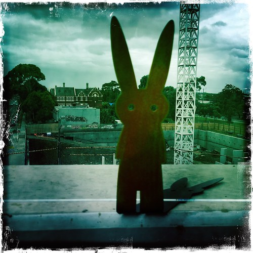 Mr Rabbit's New Adventure