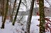 Etang du Sépey (Diegojack) Tags: paysages cossonay vaud suisse géace etang neige froid hiver