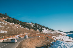Snow in Morocco (ReinierVanOorsouw) Tags: canonlens photography reiniervanoorsouw reiniernothere marokko morocco moroc sonya7rii sony sonya7r travel northafrica african arabicafrica roadtrip travelling exposure colours marrocos марокко landscape moroccolandscape moroccoroad moroccosnow snow sneeuw