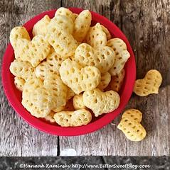 Have a (Potato Crisp) Heart (Bitter-Sweet-) Tags: vegan food savory snack potato crisp chip salty salted hearts love valentine light healthy