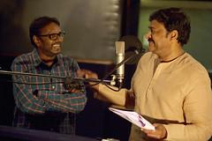 Chiru voicerover for Rudramadevi - #Chiranjeevi, #Gunashekar, #Rudramadevi - cinemababu (cinemababu) Tags: chiranjeevi gunashekar rudramadevi