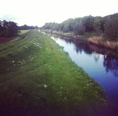 Beautiful place to be (nikkybroek) Tags: water groen natuur deventer buiten