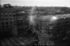 (sele3en) Tags: bw analog darkroom 35mm mju grain olympus saintpetersburg ilford compact spb 2015 mju2 ilfotecddx olympusmjuii olympuscompact tasma ilfordrapidfixer tasmafilm тасма