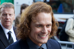 Edinburgh International Film Festival Red Carpet (StephenieEloise) Tags: red film festival carpet edinburgh sam international outlander heughan