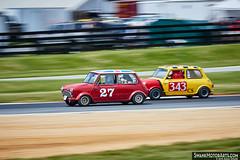 1962 Austin Mini Cooper (autoidiodyssey) Tags: usa classic cars racecar vintage austin mini wv cooper minicooper 1962 1961 summitpoint vrg jefferson500 vintageracergroup jimarnett mannybansal 2015jefferson500