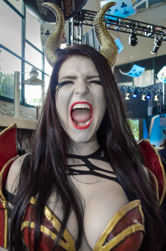 queen of pain cosplay ti4 - photo #23