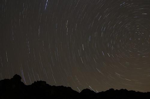Star trails @ Malyovica ©  Still ePsiLoN