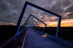 Trestle Trail Sunset
