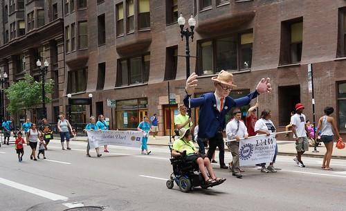 Chicago Disability Pride Parade