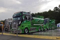 "Mercedes Actros MP4 "" KULJETUS AUVINEN "" (FIN) (magicv8m) Tags: truck mercedes transport silo master trans fin mp4 lkw tir 2015 actros kuljetusauvinen"