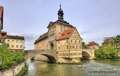 "Bamberg Townhall • <a style=""font-size:0.8em;"" href=""http://www.flickr.com/photos/45090765@N05/19954175241/"" target=""_blank"">View on Flickr</a>"