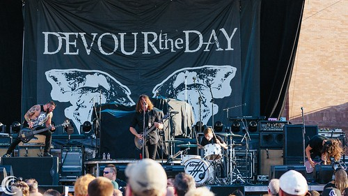 Devour The Day - July 31, 2015 - Hard Rock Hotel & Casino Sioux City