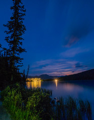 DSCF1748.jpg (Crooklyn Cuts) Tags: longexposure canada reflections lakelouise thefairmontchateaulakelouise canadienrockies